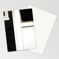 Traits of a man Stationery Cards