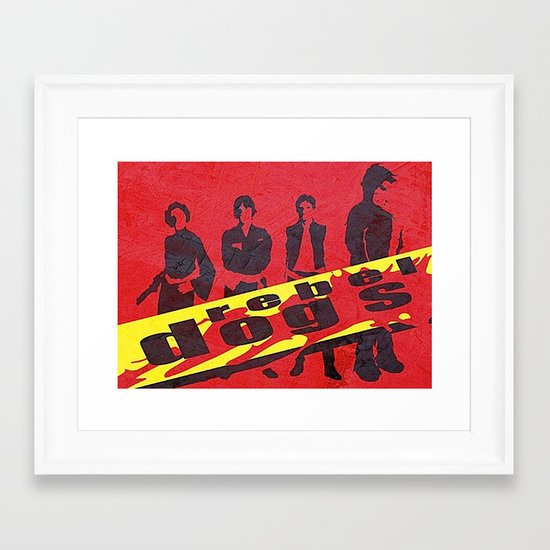 Rebel Scum Framed Art Print
