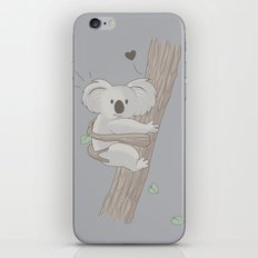 I Love You Too iPhone & iPod Skin