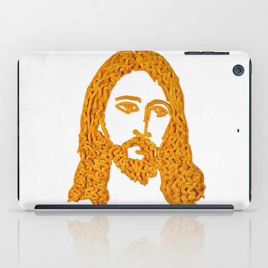 Cheesus iPad Case