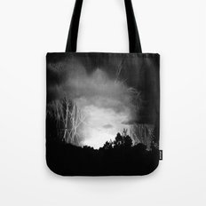 Coming Out Of The Darkness Tote Bag