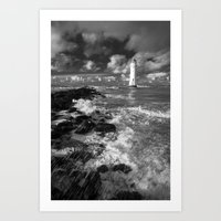 New Brighton Art Print