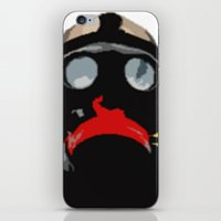 The End Of The World iPhone & iPod Skin