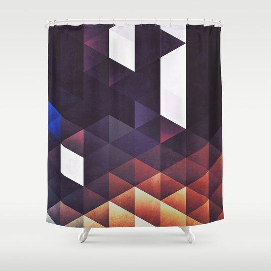 myga myga Shower Curtain