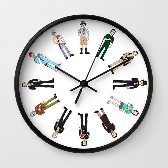 Murrays Wall Clock