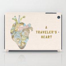 A Traveler's Heart iPad Case