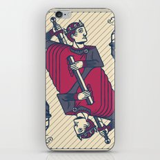 The Martyr iPhone & iPod Skin