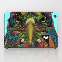 American Eagle Blue iPad Case