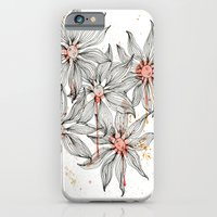 iPhone & iPod Case featuring Flowers by Alex Boucher Art