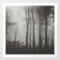 Before Darkness Comes Art Print
