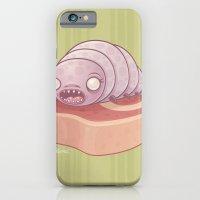 iPhone & iPod Case featuring Maggie the Maggot by John Schwegel