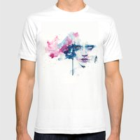 Garden In The Ceiling Mens Fitted Tee White SMALL