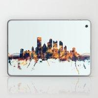 Pittsburgh Pennsylvania Skyline Laptop & iPad Skin