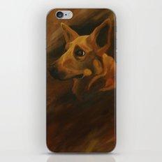 Native American Indian Dog iPhone & iPod Skin