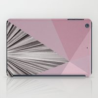 Geometric Nature ~ No 1 iPad Case