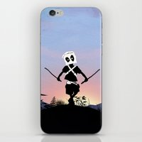 Deapool Kid iPhone & iPod Skin