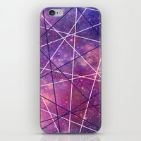 Fly Up to the Heavens (color) iPhone & iPod Skin