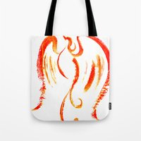 The Firebird Tote Bag
