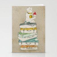 happy holiday Stationery Cards