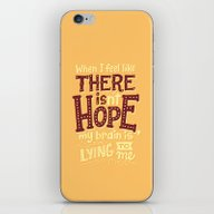 There Is Hope iPhone & iPod Skin