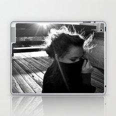 Free As A Caged Bird Laptop & iPad Skin
