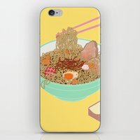 Ramen! iPhone & iPod Skin