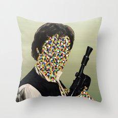 Rebel Scum - Han Throw Pillow