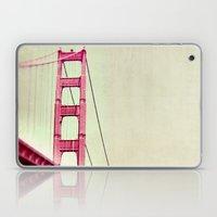 The Tip Of The Bridge Laptop & iPad Skin