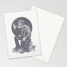 Not All Treasure Is Silver & Gold Stationery Cards
