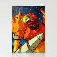 Samus (Metroid) Stationery Cards