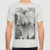 Grace In An Orchid Mens Fitted Tee Silver SMALL