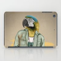 I Was A Parrot Before It… iPad Case