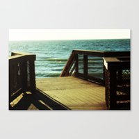 Seaside Dreaming Canvas Print