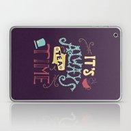 Alice In Wonderland - It… Laptop & iPad Skin