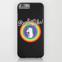 Realism sucks iPhone 6 Slim Case
