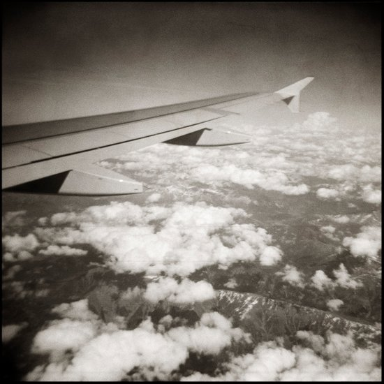{ flying high } Art Print