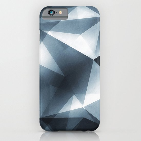 Abstract Cubizm Charcoal Drawing iPhone & iPod Case