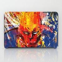Red T iPad Case
