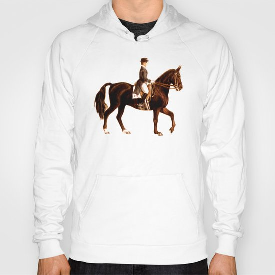 Horses and People No.2 Hoody