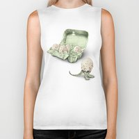 In which dinosaur eggs are hardly fit for human consumption  Biker Tank