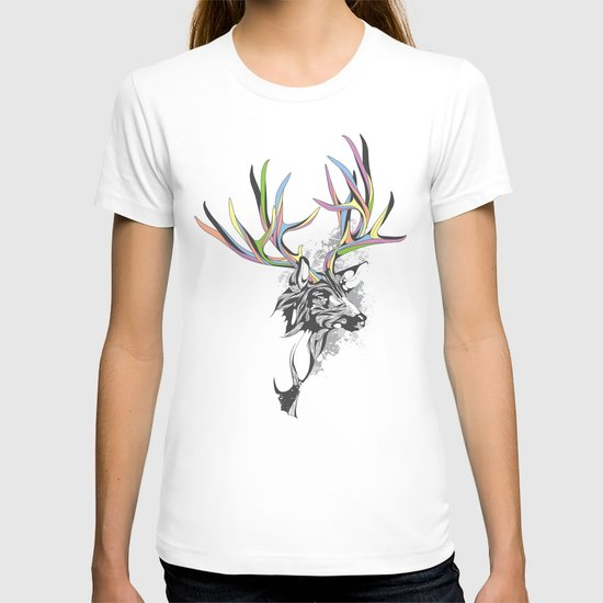White-Tailed Deer T-shirt