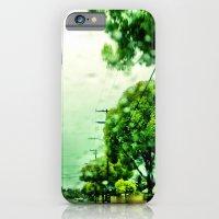 A rainy day in Orange County. iPhone 6 Slim Case