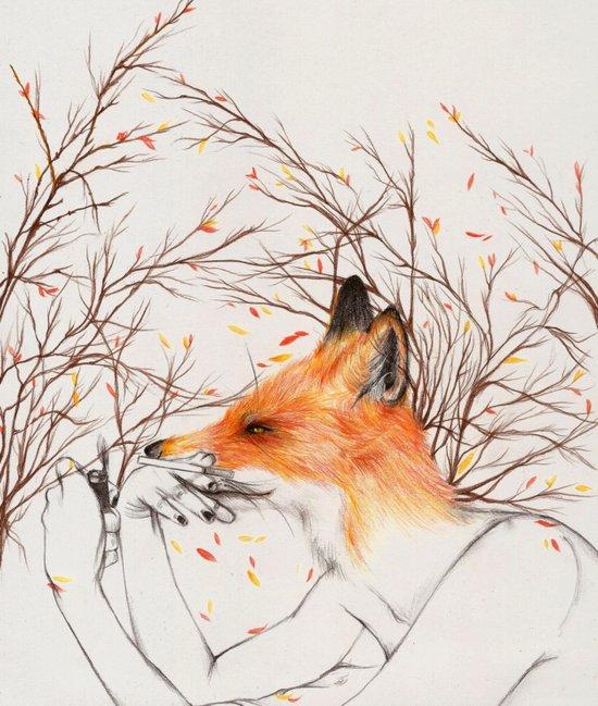 Breed III Canvas Print