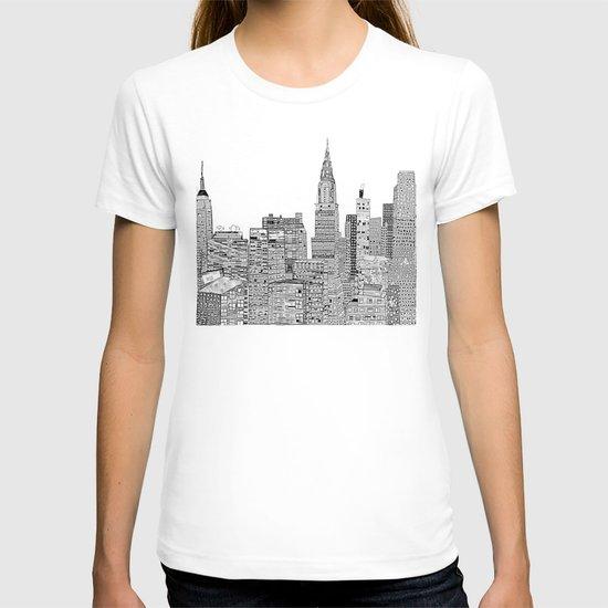 New York vintage  T-shirt