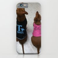 Grease Dogs iPhone 6 Slim Case