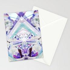 Crystal Light Stationery Cards