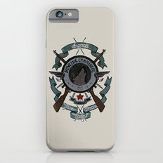 Sgt Bucky Barnes (blue) iPhone 6 Slim Case