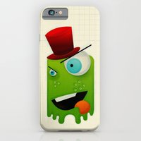 Scary Monster iPhone 6 Slim Case
