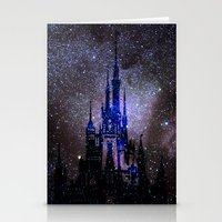 Fantasy Disney Stationery Cards