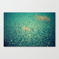 Lullaby, Just Close Your… Canvas Print